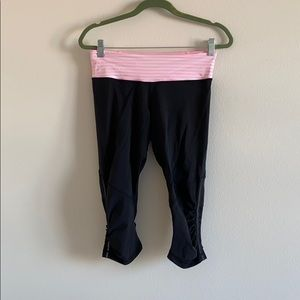 Lululemon luxtreme crop legging